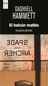 El halcón maltés, Dashiell Hammett