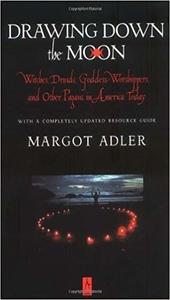 Dibujo abajo de la luna, Margot Adler