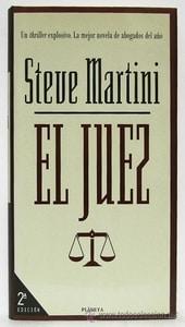 El juez, Steve Martini