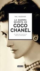 La guerra secreta de Coco Chanel, Hal Vaughan