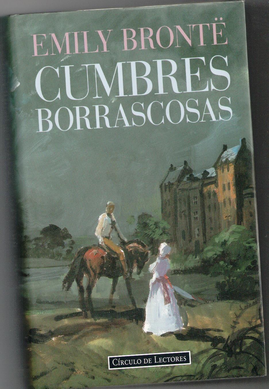 libro Cumbre Borrascosas