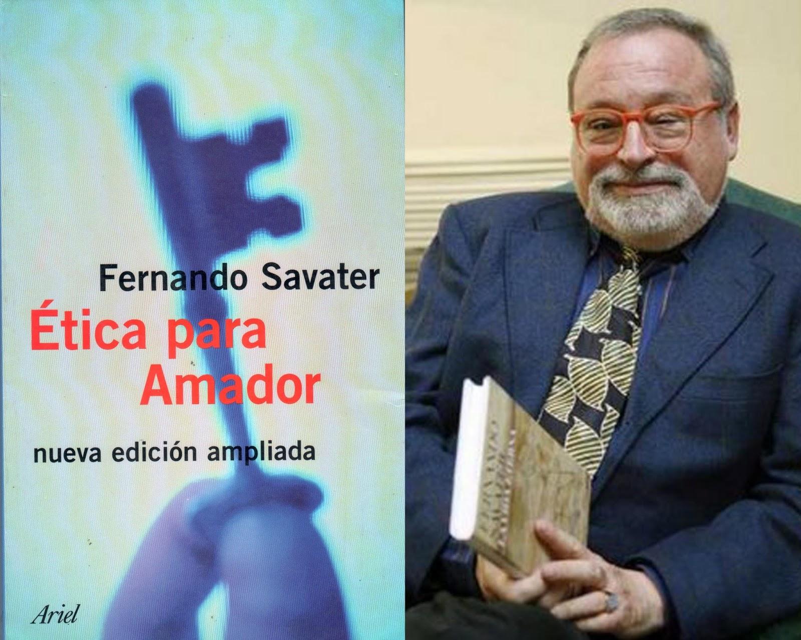 resumen de Ética para Amador