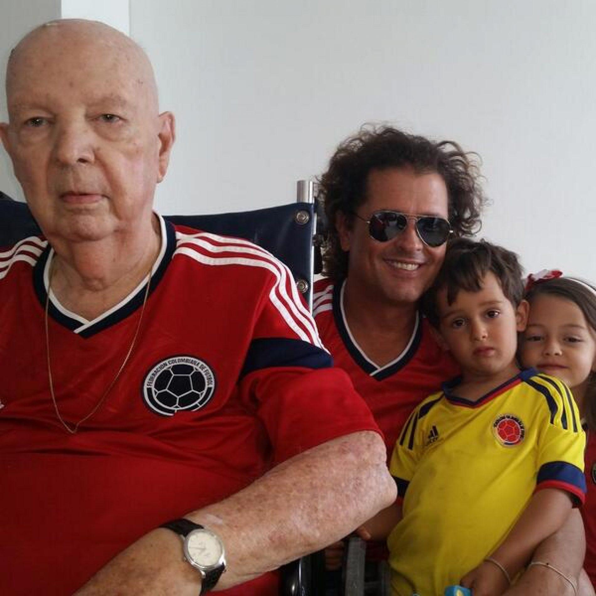 biografia de Carlos Vives